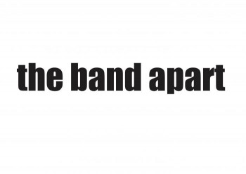 the band apart logo のコピー