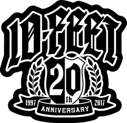 10feet_20th_logo