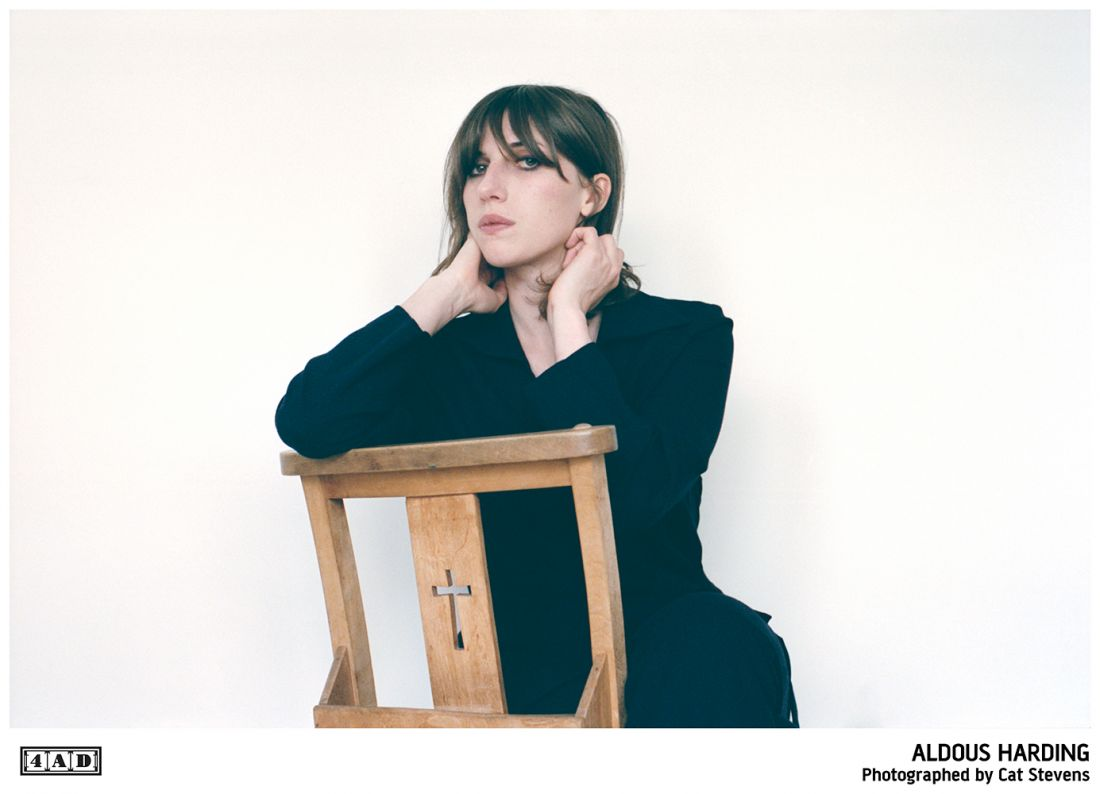 Aldous Harding photo by Cat Stevens
